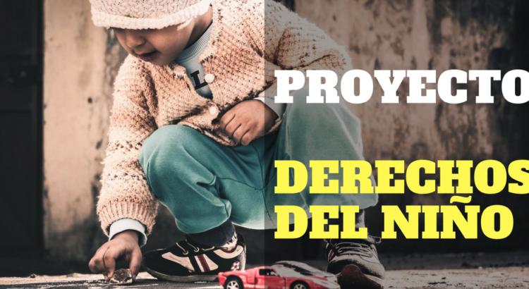 """Portada para """"Proyecto: Día del niño"""""""