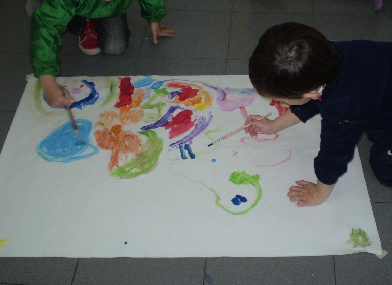 Proyecto feliz d a jard n mi coraz n de tiza for Decoracion salas jardin de infantes