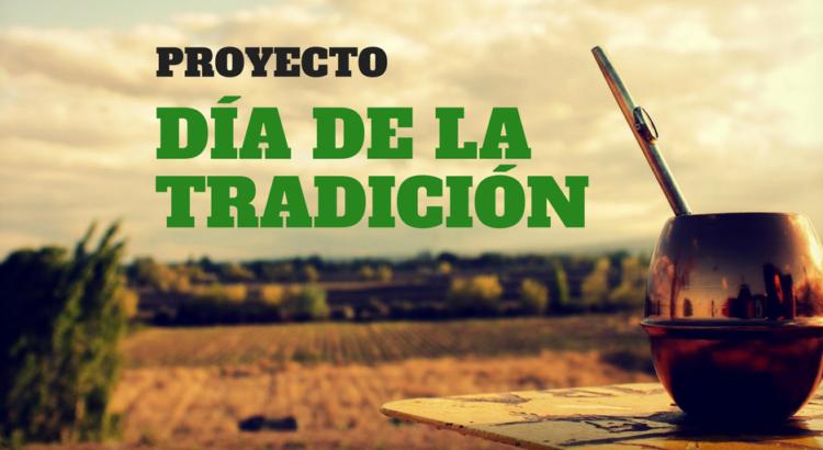 """Portada del proyecto: """"Día de la tradición"""" - Micorazondetiza"""